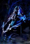 Lady Sylvanas Windrunner by JulieFiction