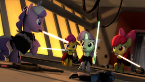 Turn Away From The Dark Side by d0ntst0pme