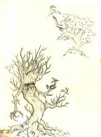 Tree Creatures by Frankyding90