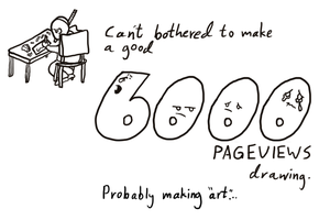 6000 Pageviews by Elcool
