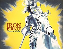 IRON PIRATE: Now in Color by douf