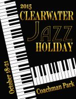Clearwater-Jazz-Holiday - Piano by Lauren-Lee