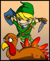 Applegeek's Thanksgiving Link by MicaSilverwind