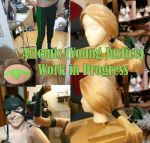 Artemis : Young Justice : Work in Progress by Lossien