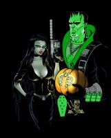 Cobra Halloween 09 by J5ALl53VRY