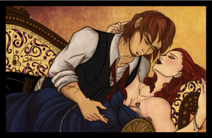 Rapture - Jacques and Elena by Julibee-Darling