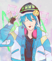 DRAMAtical Murder: Aoba by satoo-yuki