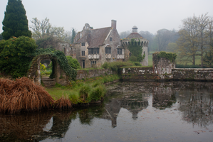 DSC09760 Scotney  Castle by wintersmagicstock