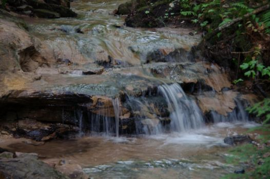 Near Wager Falls by Timm45
