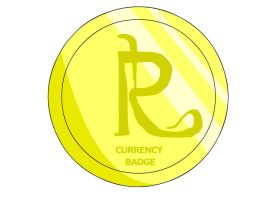 Currency Badge by RyuPointGame