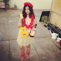 Sailor Jerry rum costume by sharvani
