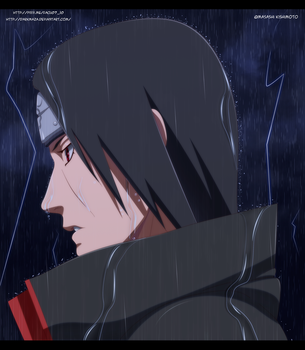 Itachi Uchiha by DarkMaza