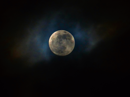 Tonight's Full Moon -1- by IoannisCleary