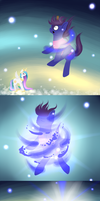 My little comics: Magical Phantom Cure by Lucky-Jacky