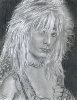 Vince Neil by LatinPrincess17