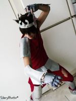 The Lost Canvas - Tenma Cosplay BY the SC Cosplay by theSCcosplay