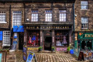 Apothecary by GaryTaffinder