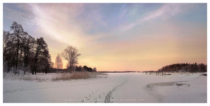 Early Spring Morning by Pajunen
