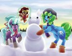 Winter Time by quila111