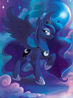 Princess Luna by SoulscapeCreatives