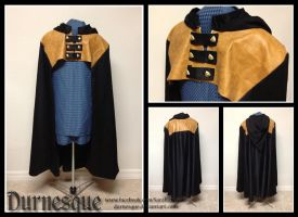 Star Trek inspired Captain's Cloak by Durnesque
