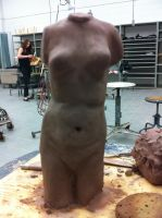 Venus (Front view) by FantasyAngel09