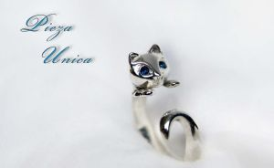Cat Ring by lyveisha