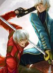 Dante and Vergil by SuperNick1403