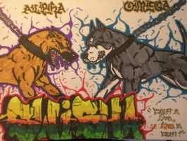 Alpha and Omega by 1-ATE-7sKillZ