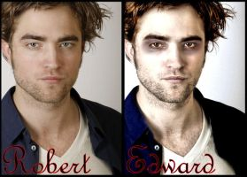 Rob Pattinson - Edward Cullen. by x-bite-me-69