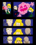 Cotton Candy Monster page two by pluckyantihero
