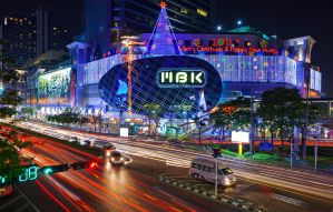 Night Lights of Bangkok by Alex-Mescalero