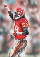 Derrick Thomas by Retrodan16