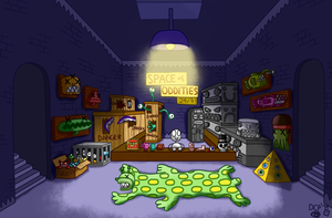 New Weird Shop by DCP16