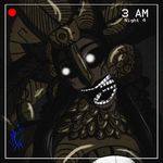 Viracocha .:fnaf icon:. by Umwak