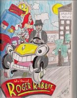 Who Framed Roger Rabbit by Avi-the-Avenger