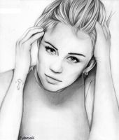 Miley Cyrus by Fabielove