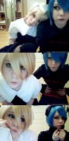 KS cosplay : Ciel and Alois4 by malisvaart