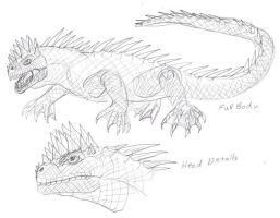 Concept Sketch: Murras by JacobMatthewSpencer
