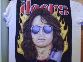 jim morrison by lryvan