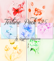 Texture Pack #25 Flowers by Graphic's Universe by GraphicsUniverse