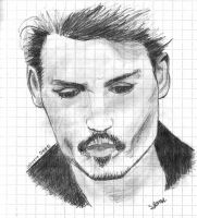 Johnny Depp2 by SS-AM