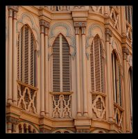Windows In Pallma - Mallorca by skarzynscy