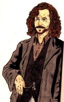 Sirius Black by bagasuit091