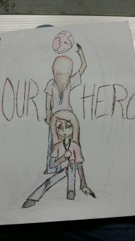 Our hero by JinxWolfsweetdreams