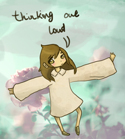 Thinking Out Loud by thehowlinghoodie