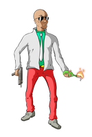 GTA IV TBoGT : Multiplayer Character by SquizCat