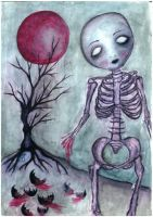 bare bones by fuckotheclown