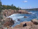 Thunderhole in Acadia by AndySerrano