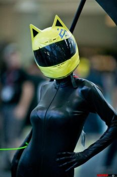 Celty-san Crossplay by arnoldstrife